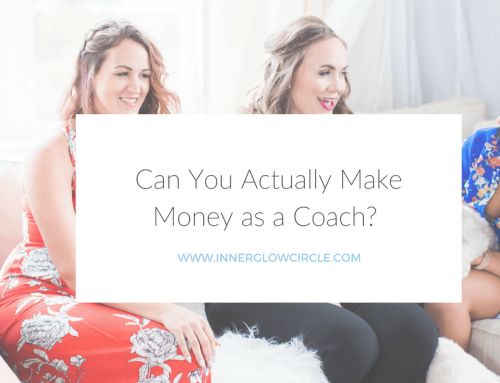 Can you actually make money as a coach?