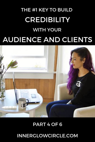 The Key to Earn Trust and Credibility with Your Audience so You Can SELL