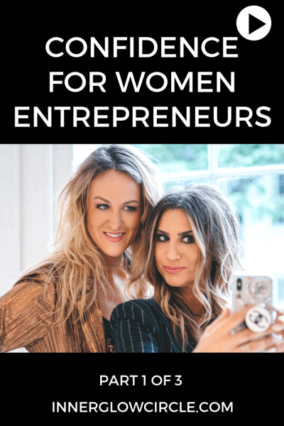 confidence for women entrepreneurs part one
