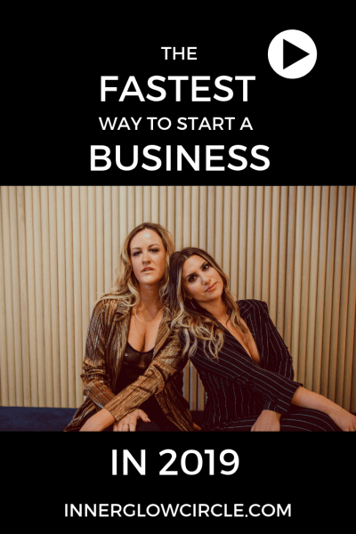 The FASTEST and EASIEST Way to Start a Business as a Woman in 2019!