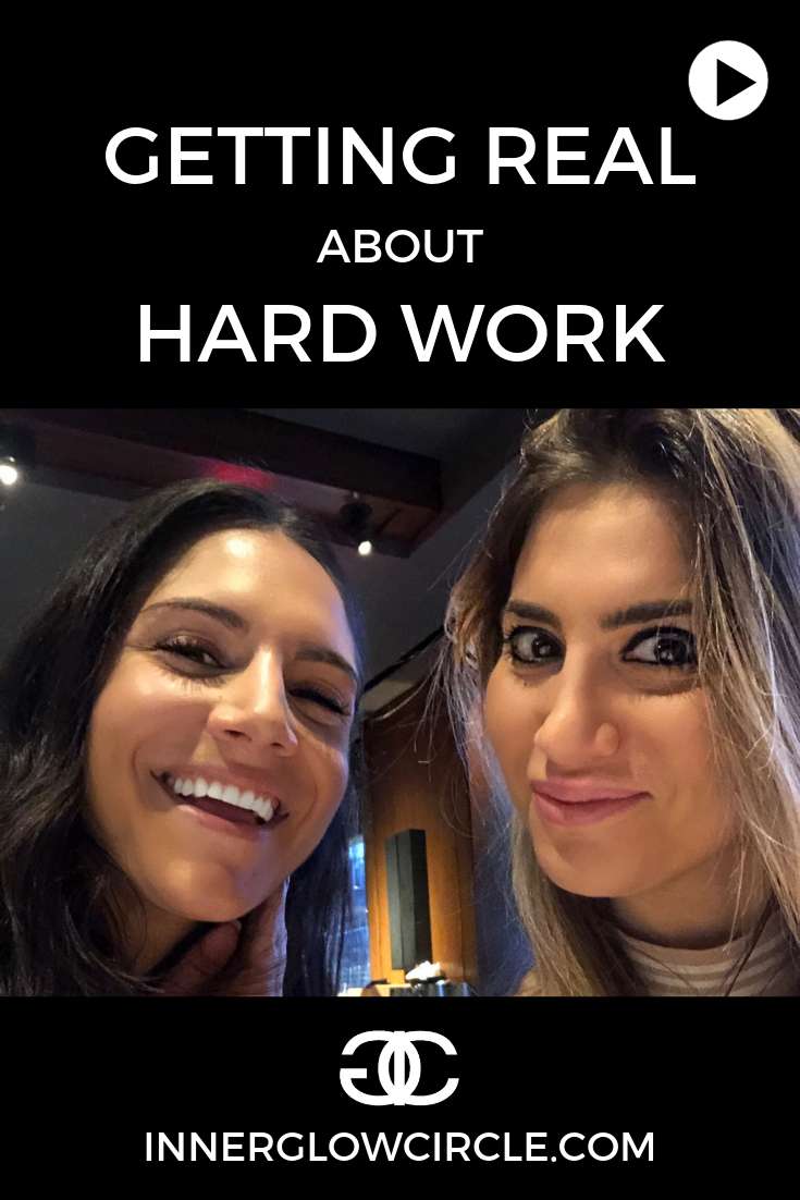 Getting Real About Hard Work