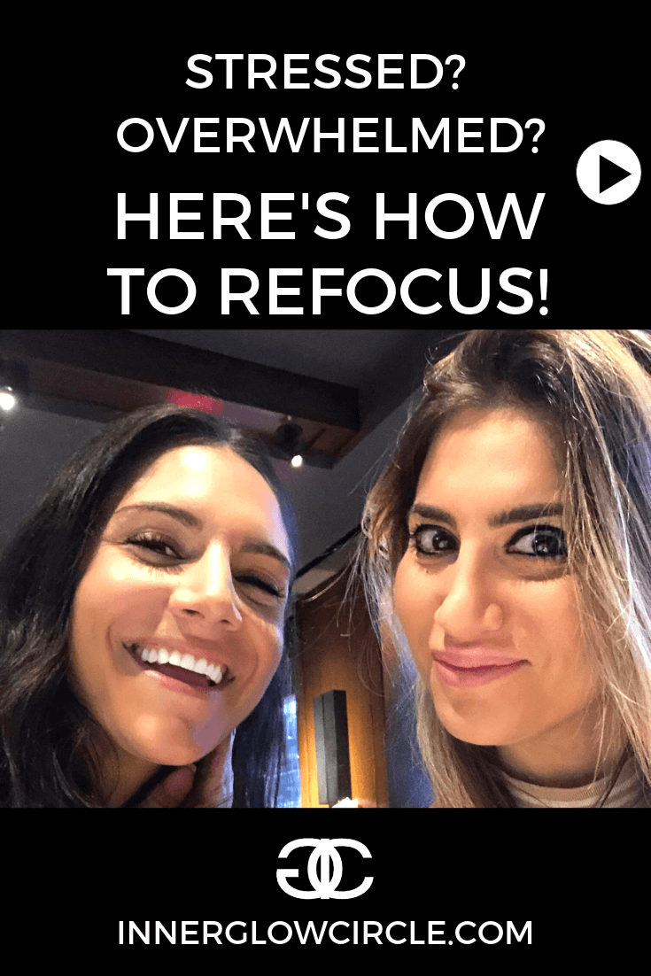 How to Refocus When You're Stressed and Overwhelmed