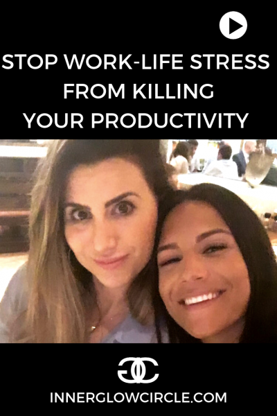 Stop Work-Life Stress From Ruining Your Productivity!