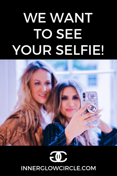 We Want to See Your Selfie!