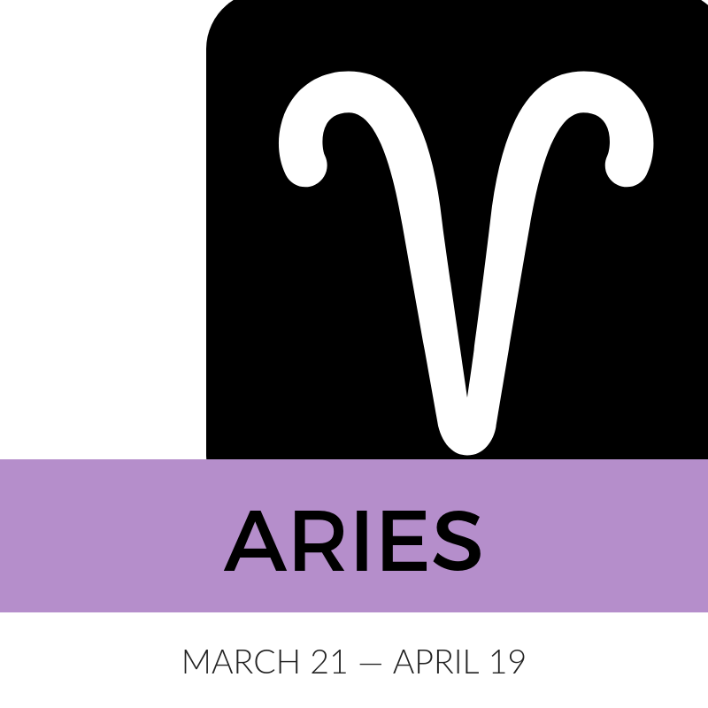 GlowScopes Horoscopes Aries
