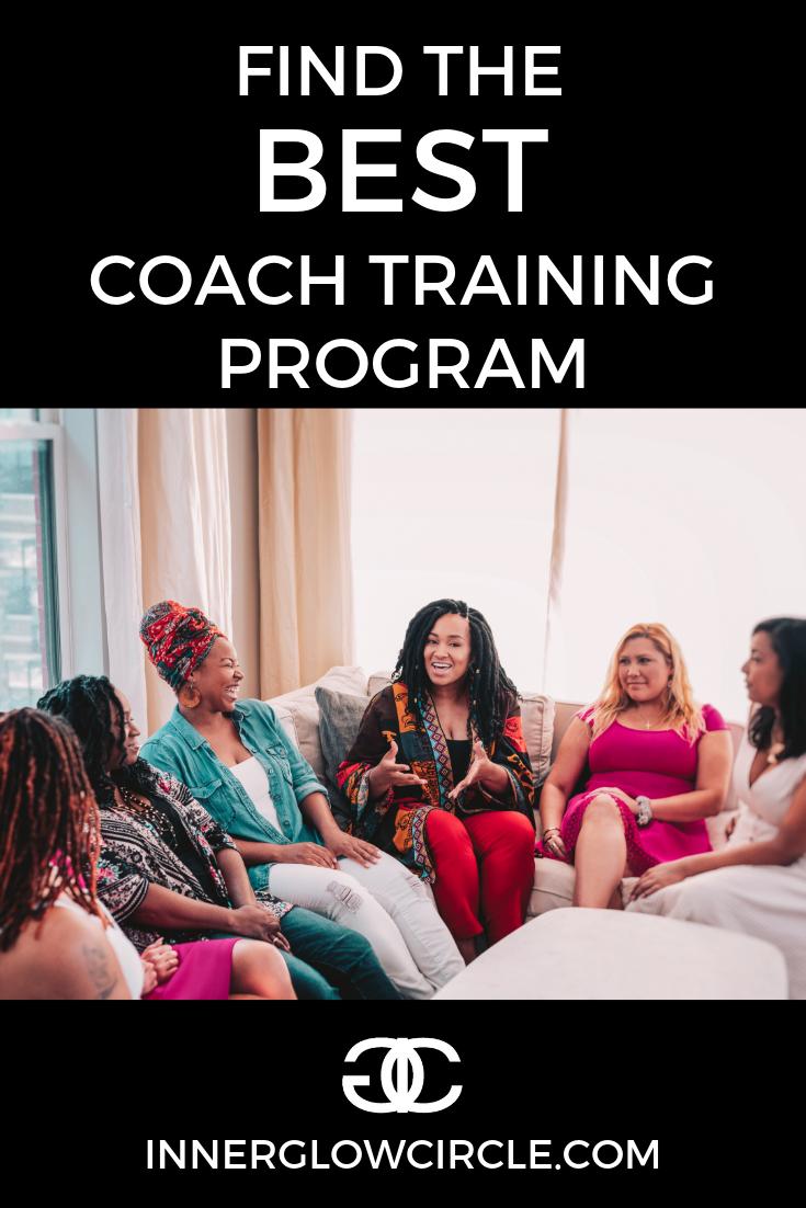 best coach training program